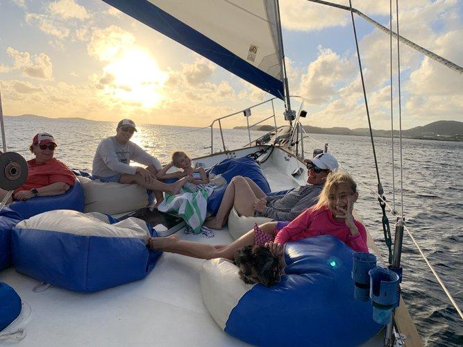 Spacious Sail Yacht