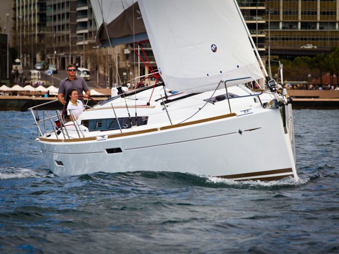 The best way to experience Palma de Mallorca, ES is by sailing