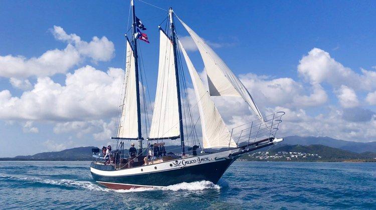 Amazing Pirate Ship Day Charter