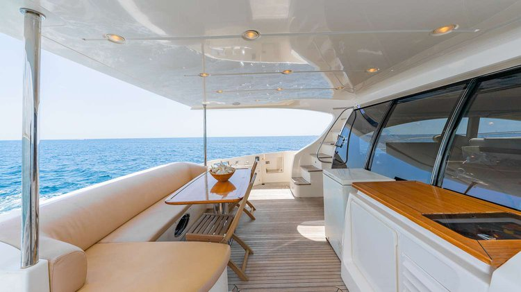 Boat for rent Azimut 70.0 feet in Key West Harbour, FL