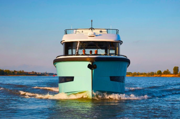 Rent a Luxury Yachting Experience! 56' Dutch Craft