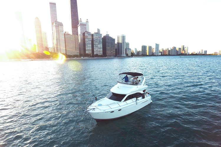 Boating is fun with a Other in Chicago