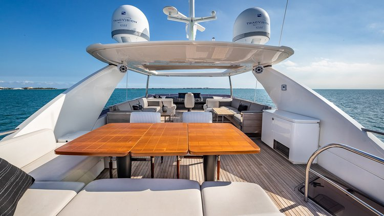 Boat for rent Princess 88.0 feet in Epic Marina, FL