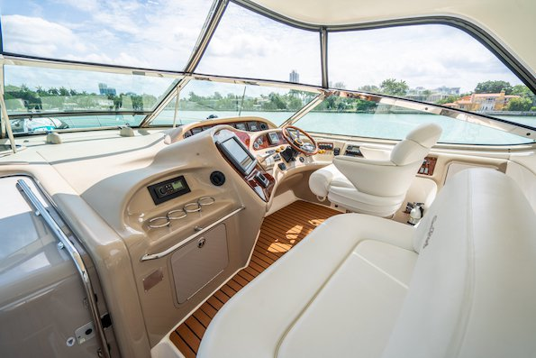 Boat for rent SeaRay 58.0 feet in Harbor West Marina, FL