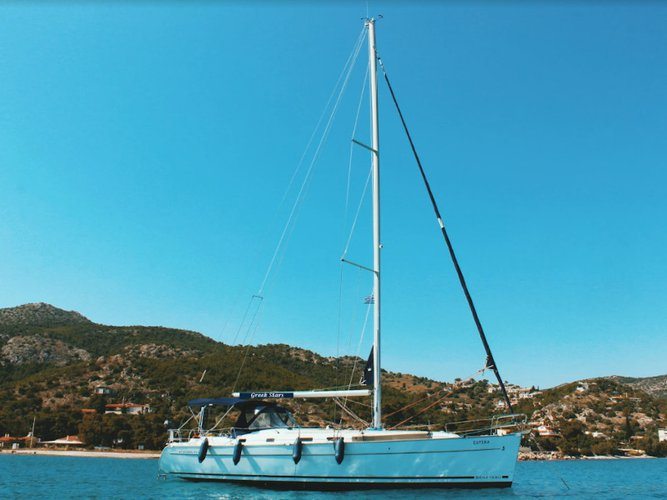 Experience Athens, GR on board this amazing Beneteau Cyclades 43.4
