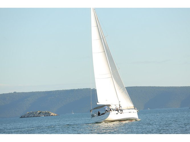 Charter this amazing D&D Yachts D&D Kufner 54.2 in Trogir, HR