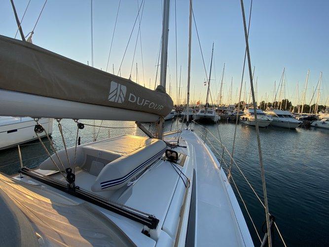 Monohull boat rental in Yacht Marina Volos, Greece