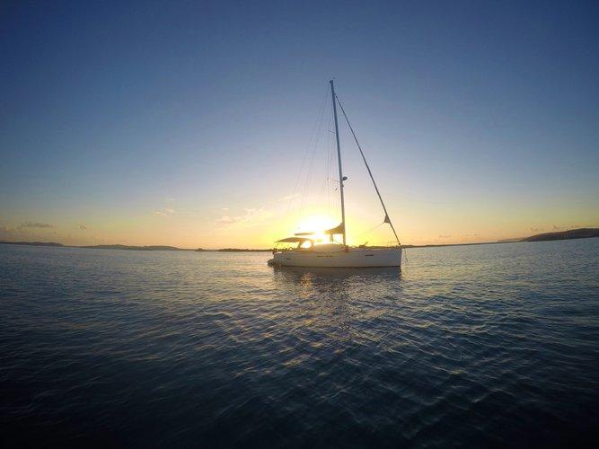Sunset Formentera