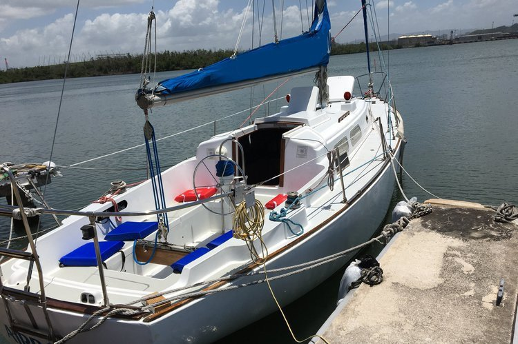 Private Learn to Sail in the San Juan Bay
