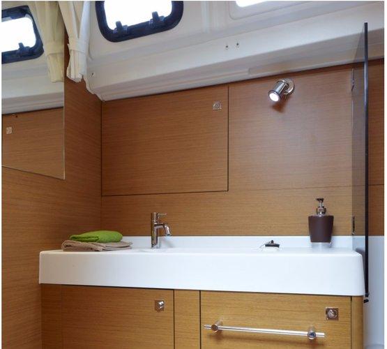 Boat for rent Sun Odyssey 52.0 feet in Compass Point marina, U.S. Virgin Islands