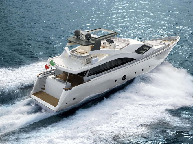 Discover Salerno in style boating on this motor boat rental