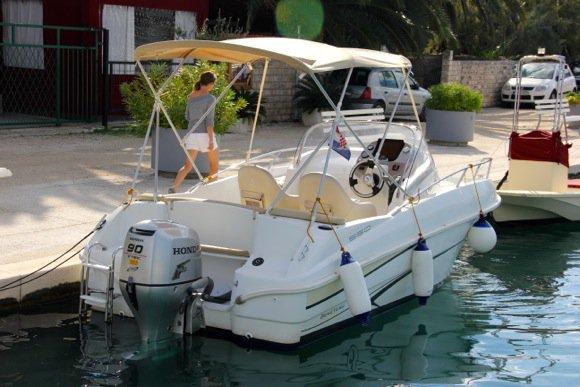 Boat for rent Bénéteau 18.0 feet in Marina Trogir – ACI, Croatia