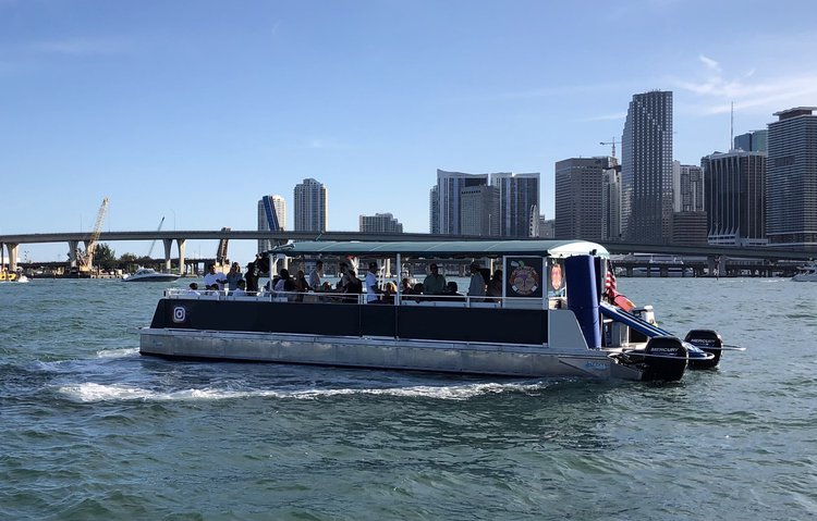 Brand new PARTY BOAT with up to 45 guests capacity