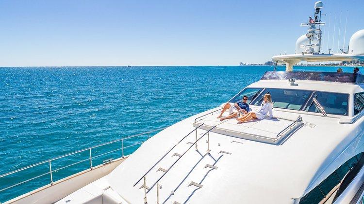 Boat for rent Ferretti 97.0 feet in Epic Marina, FL