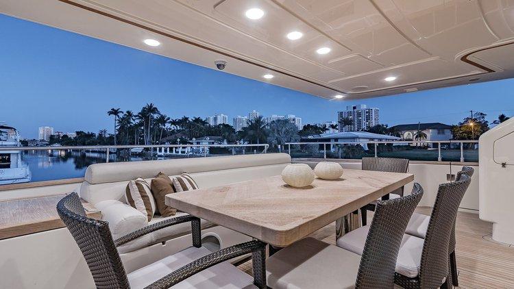 Motor yacht boat rental in Epic Marina, FL