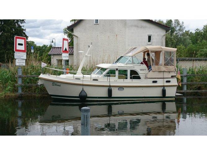 Zehdenick-Mildenberg, DE cruising at its best