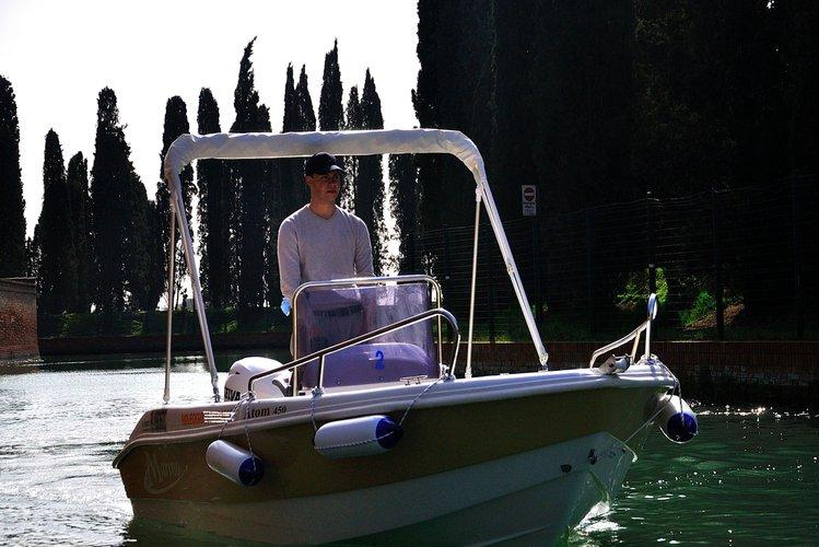 VENICE LAGOON  - MARINO ATOM 450