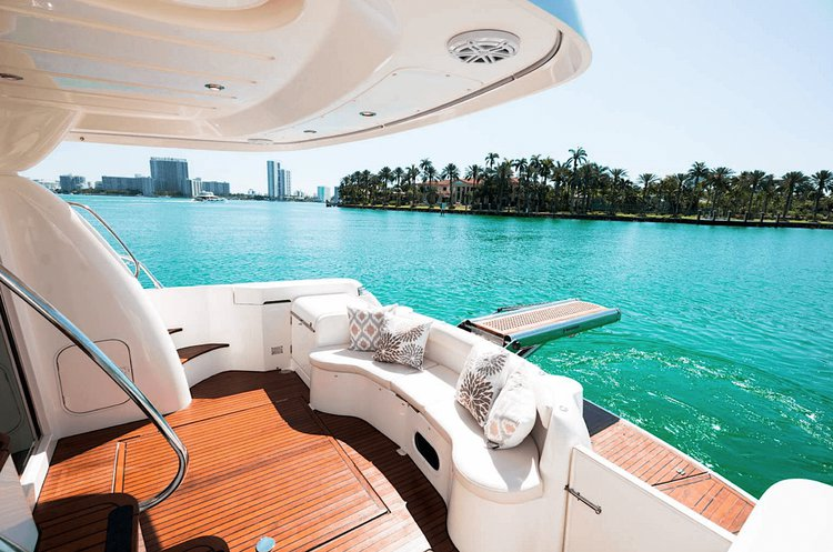 Boat for rent Prestige 50.0 feet in South Beach, FL