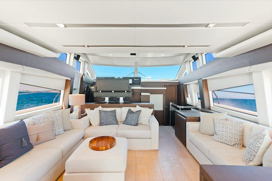 Motor yacht boat rental in Turnberry Marina - 19735 Turnberry Way, Aventura, FL 33180, FL