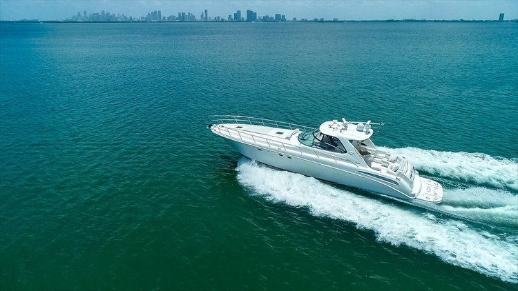 The Most Spacious – 54′ SeaRay
