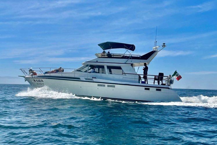 50ft Sea Ray in Puerto Vallarta