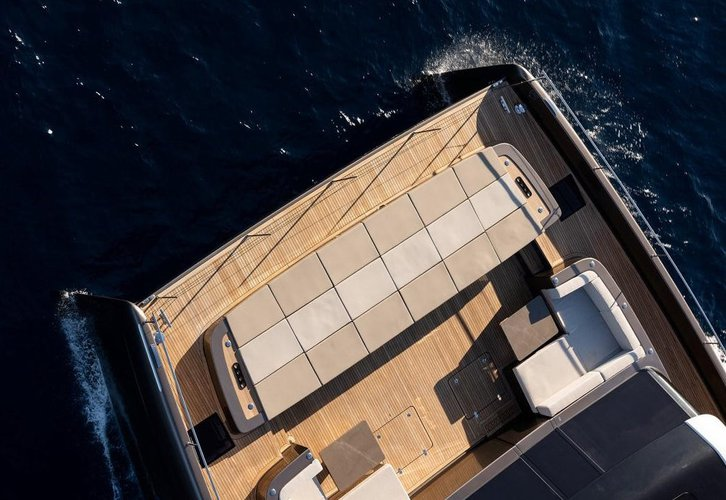 Boat for rent Sunreef 80.0 feet in Atlantis Marina, Bahamas
