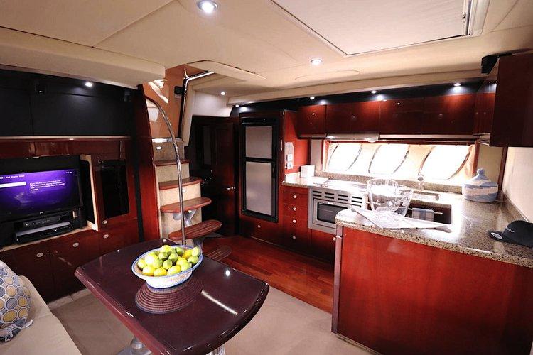 Motor yacht boat rental in Miami Beach, FL