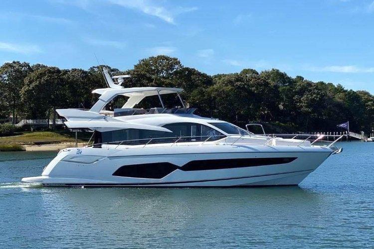 Boat for rent Sunseeker 66.0 feet in Atlantis Marina, Bahamas