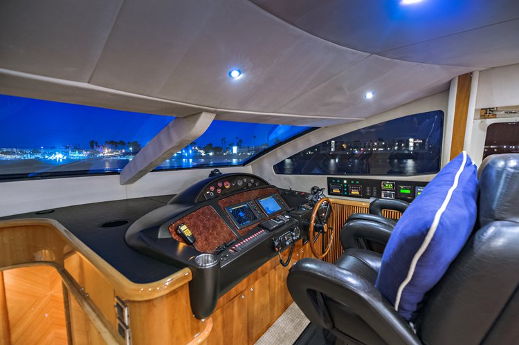 Boating is fun with a Sunseeker in Newport Beach