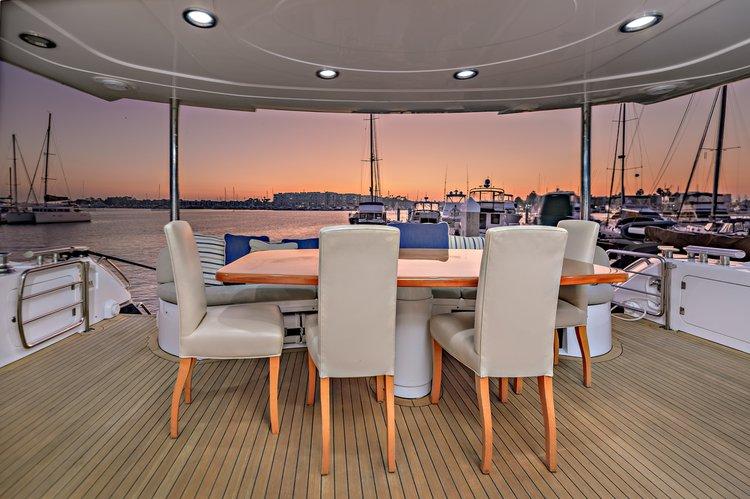 Sunseeker boat for rent in Newport Beach