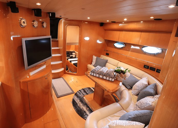 Boat for rent Uniesse 54.0 feet in South Beach, FL