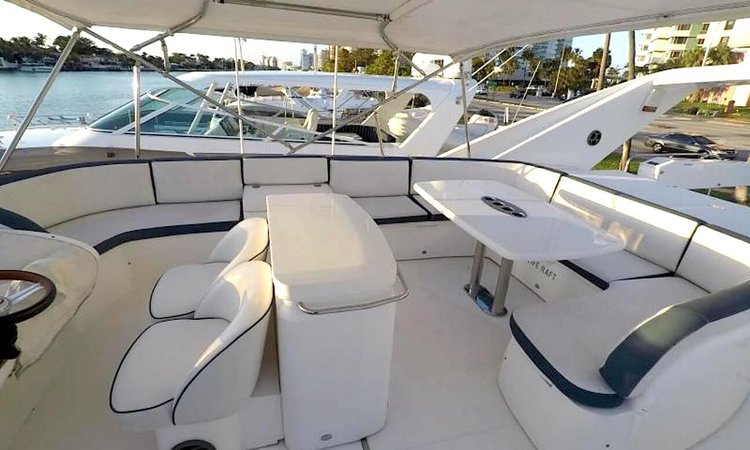 Boat for rent Viking 70.0 feet in South Miami/FLL, FL