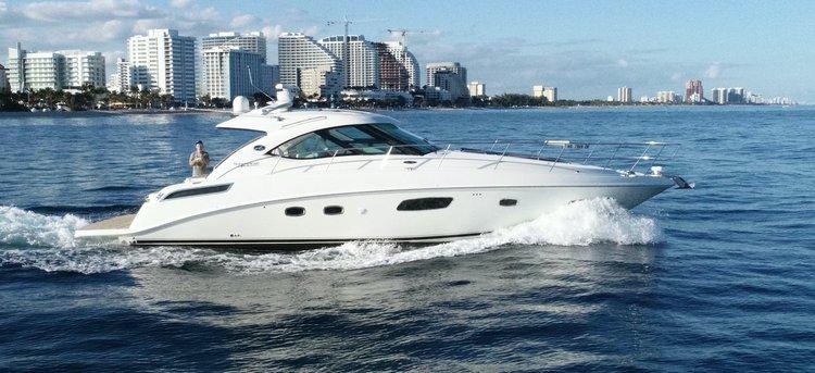 Boat for rent sea ray 47.0 feet in Marina Bay Marina, FL