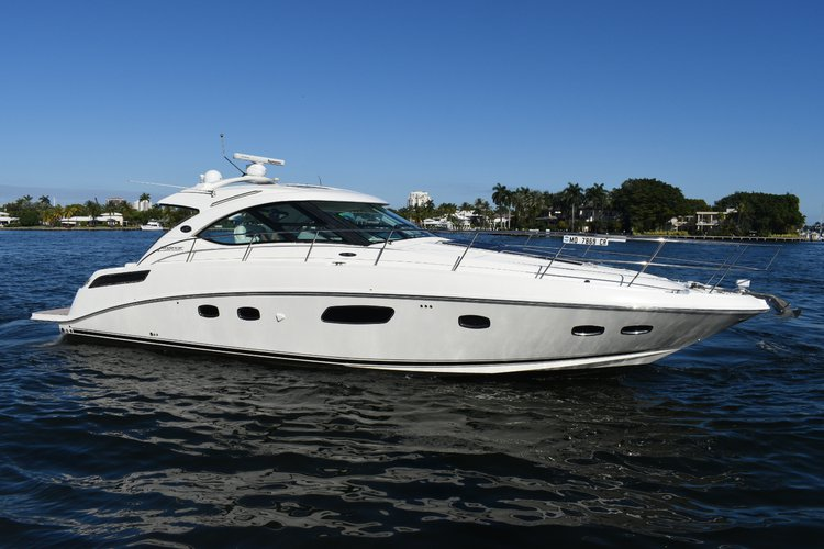 sea ray's 47.0 feet in Fort Lauderdale