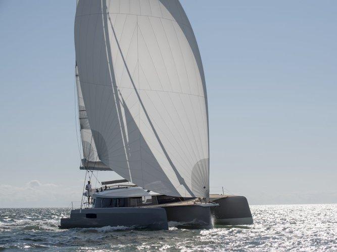Rent this  Neel 51 LOFT for a true nautical adventure