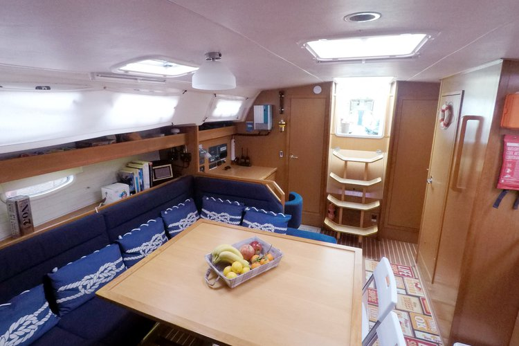 Bavaria boat for rent in Corfu