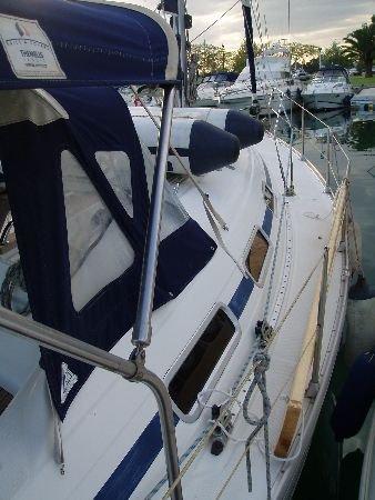 Boat for rent Bavaria Yachtbau 32.0 feet in Marina Alimos (Kalamaki), Greece