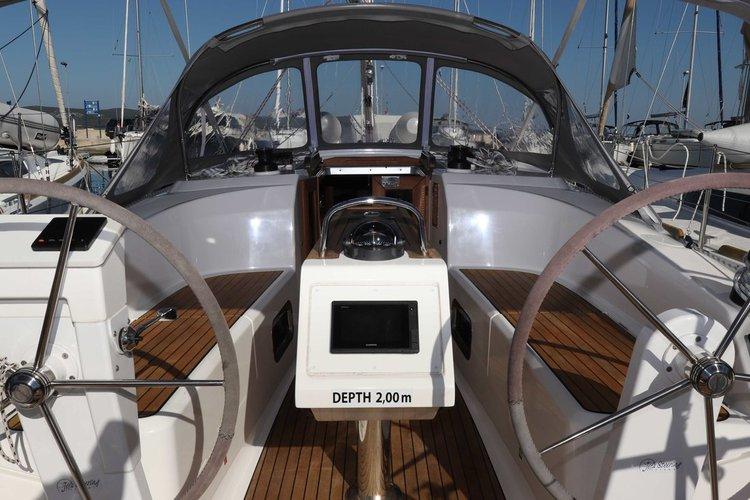 Boat for rent Bavaria Yachtbau 32.0 feet in Marina Kornati, Biograd, Croatia