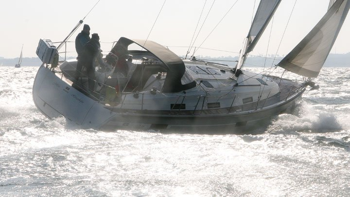 Bavaria Yachtbau's 37.0 feet in Balearic Islands