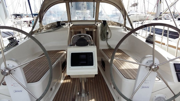 Boat for rent Bavaria Yachtbau 37.0 feet in Corfu (Gouvia marina), Greece