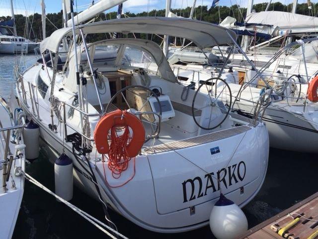 Enjoy luxury and comfort on this Bavaria Yachtbau Bavaria Cruiser 37 in Istra