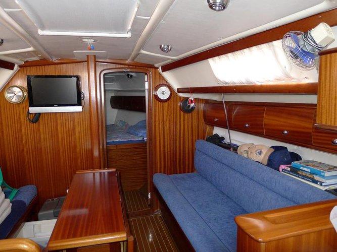 Bavaria Yachtbau's 37.0 feet in Kvarner