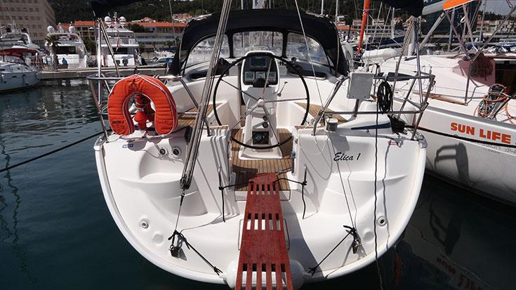 Climb aboard this Bavaria Yachtbau Bavaria 37 Cruiser for an unforgettable experience