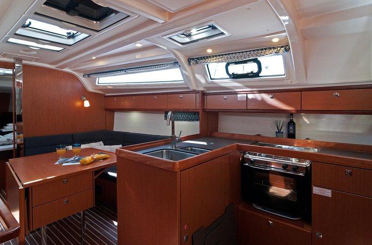 Discover Split region surroundings on this Bavaria Cruiser 37 Bavaria Yachtbau boat