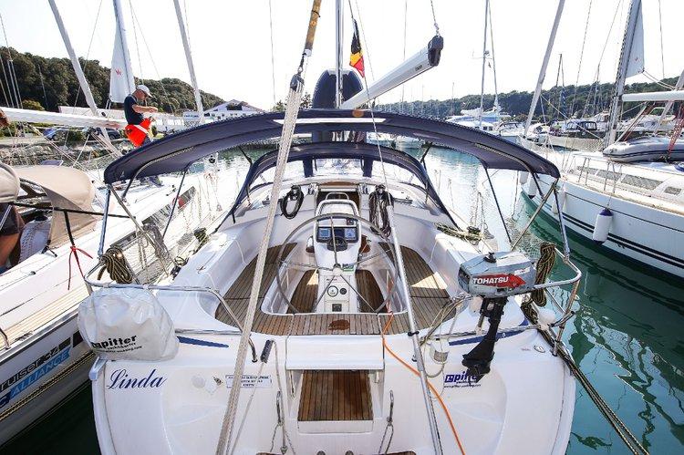 Bavaria Yachtbau's 39.0 feet in Istra