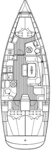 Boat for rent Bavaria Yachtbau 39.0 feet in Marina Punat (Krk), Croatia