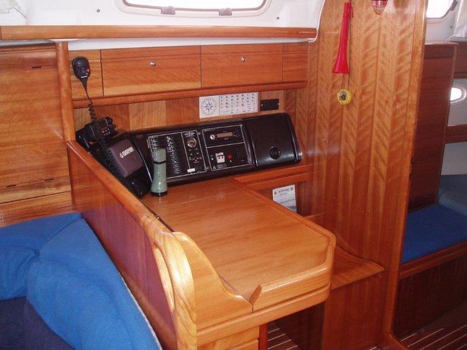 Discover Kvarner surroundings on this Bavaria 39 Cruiser Bavaria Yachtbau boat
