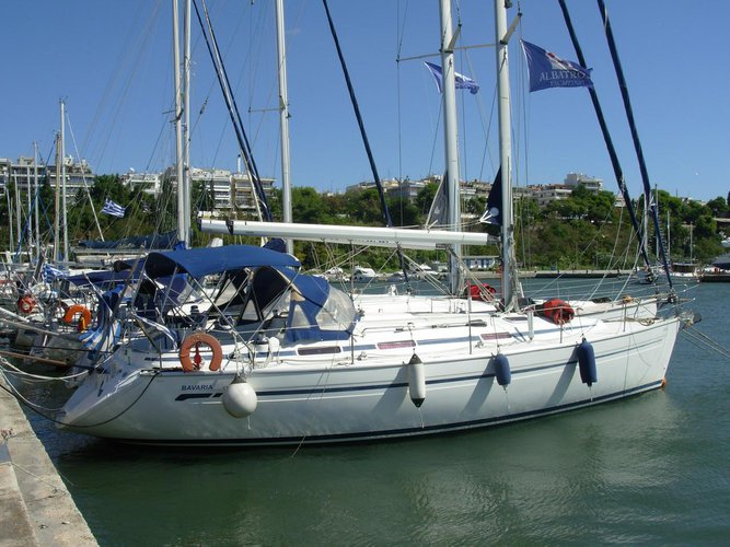 The perfect boat to enjoy everything Macedonia, GR has to offer