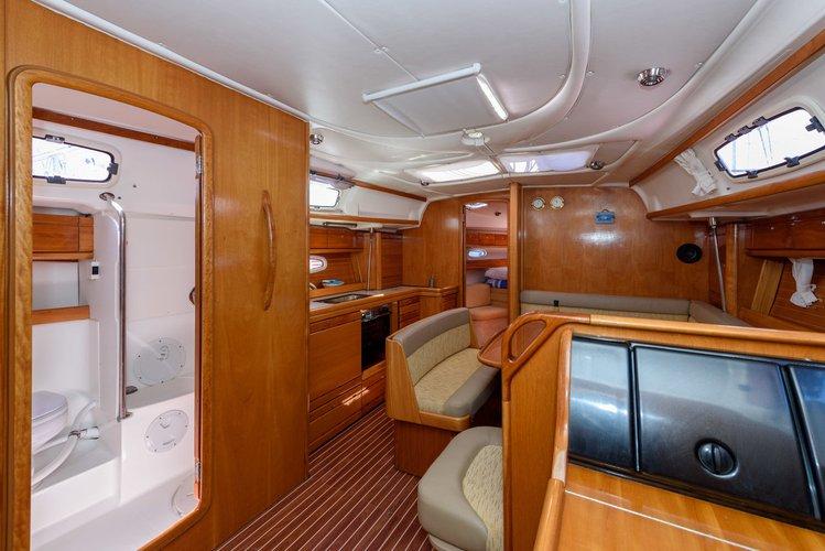 Bavaria Yachtbau's 39.0 feet in Split region