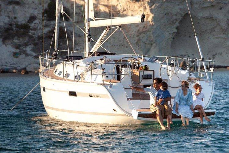 Bavaria Yachtbau boat for rent in Balearic Islands